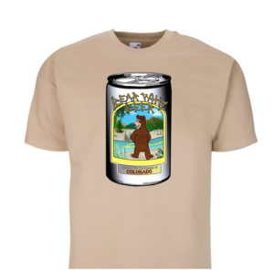 Bear Whiz Beer T-Shirt